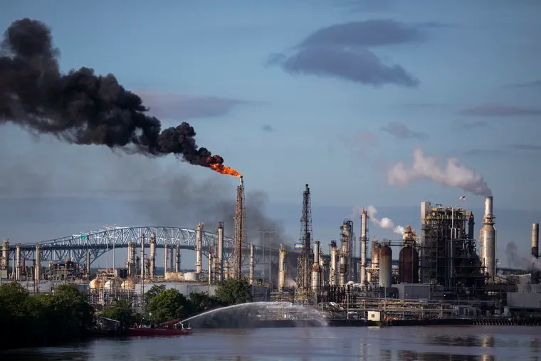 A fire and explosion led to abrupt closure of the PES refinery in South Philadelphia. Hilco, the Chicago developer buying the property has a mixed track record.