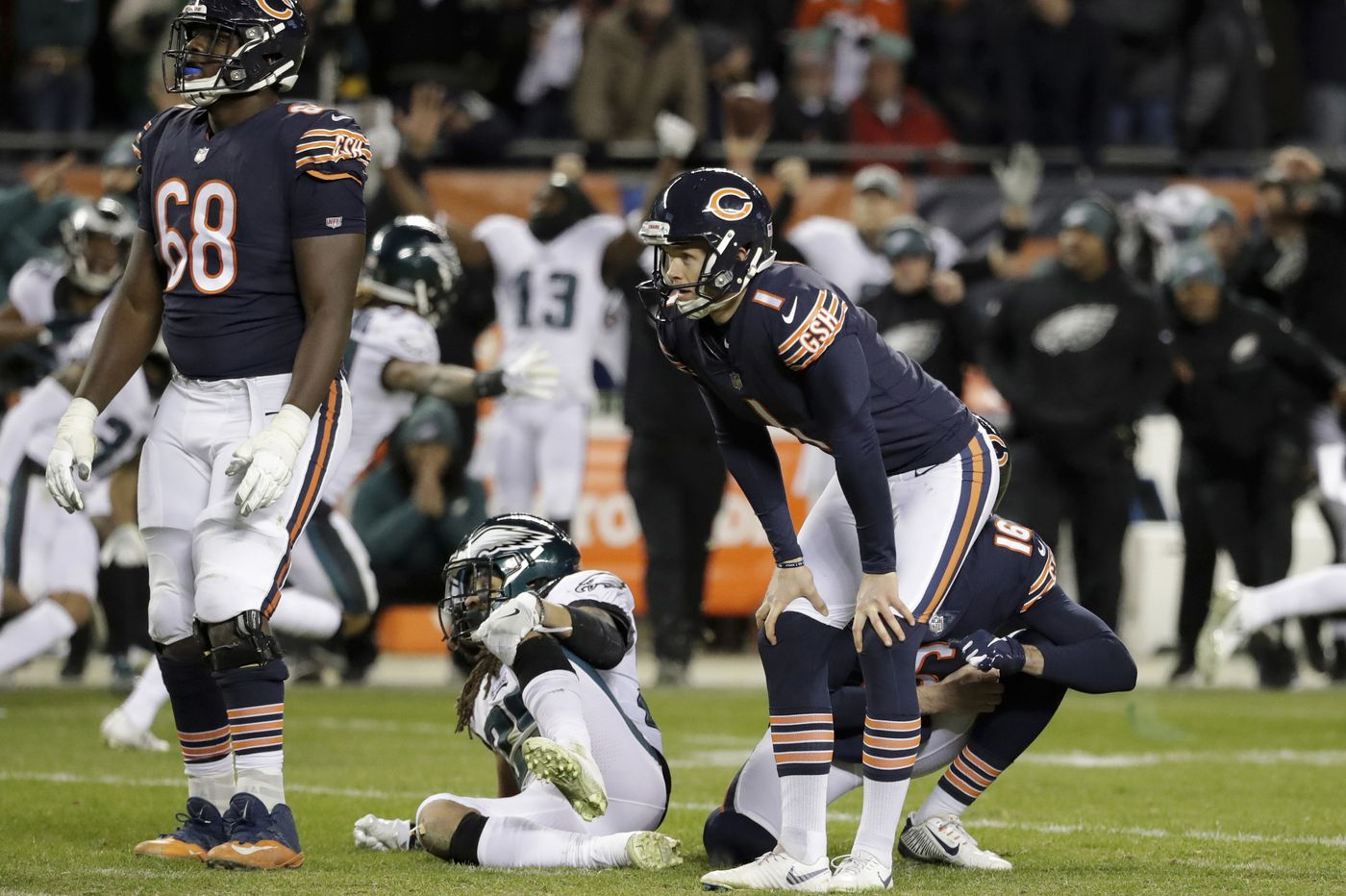 Bears will release kicker Cody Parkey at start of new league year