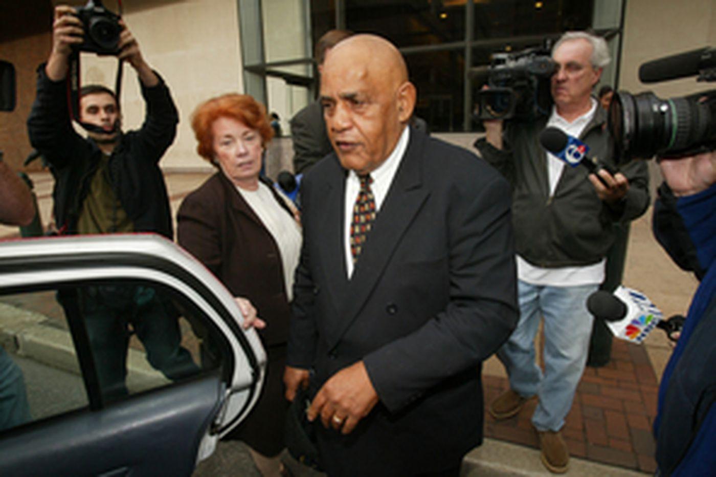 LAWYER QUITS MILTON'S CASE