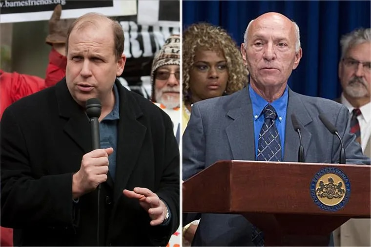 In just the past few days, State Sen. Daylin Leach of Montgomery County and State Rep. Thomas Caltagirone of Berks County have been the subjects of stories about allegations of sexually charged improprieties or harassment against women.