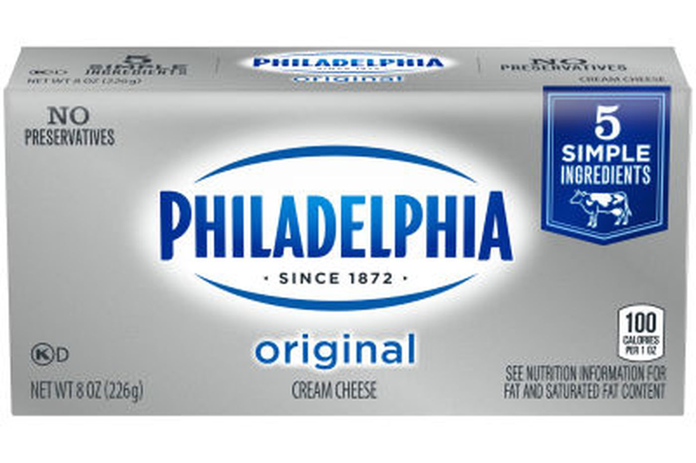 Philadelphia Cream Cheese was never from Philly. So why do we call it that?
