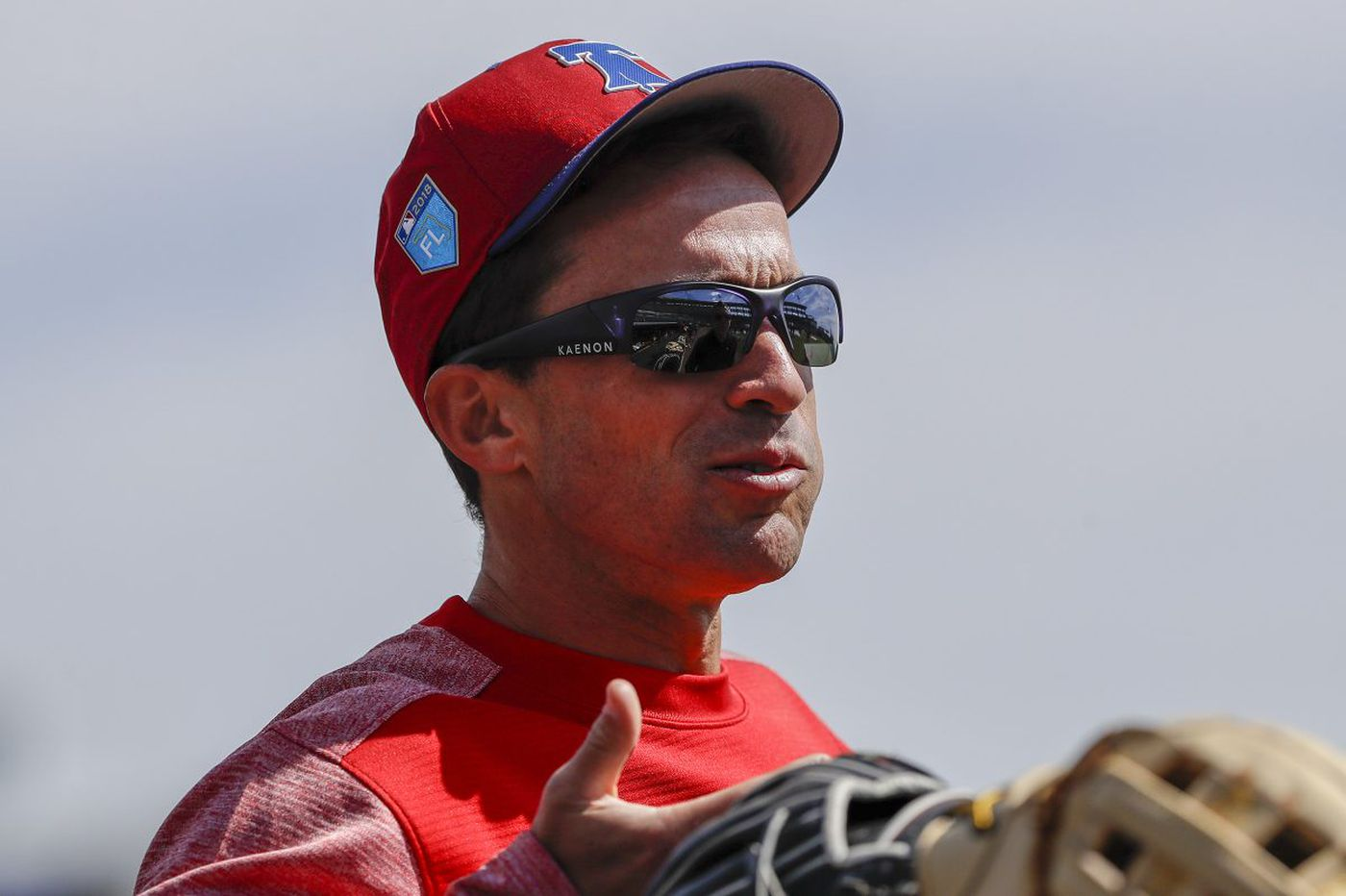 Sam Fuld: The man who helps Phillies players put analytics to use