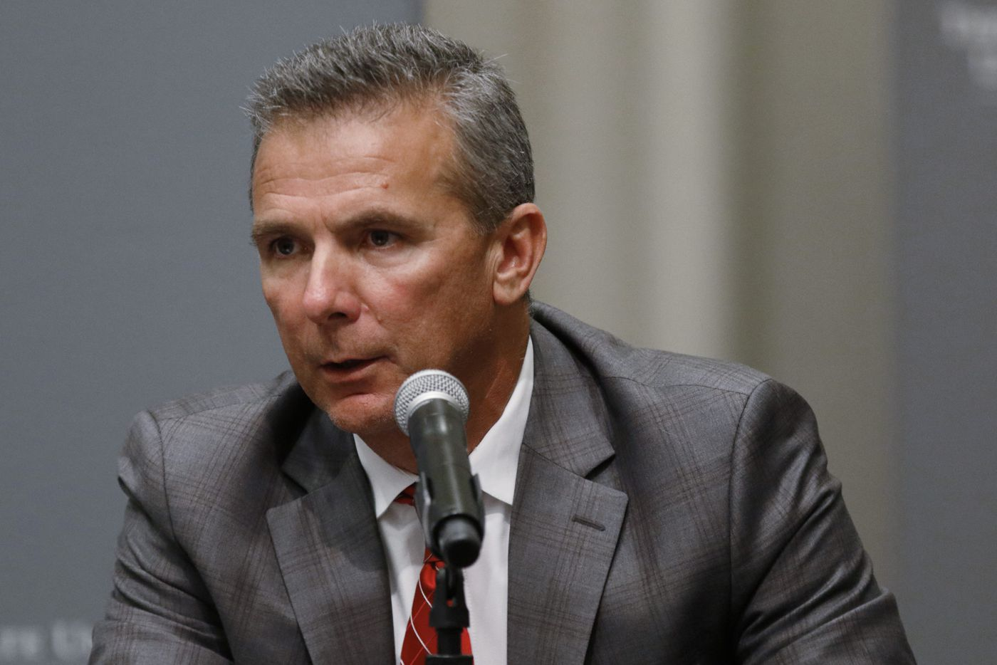Urban Meyer and Ohio State should have acted on domestic violence accusations, not hidden them   Mike Jensen