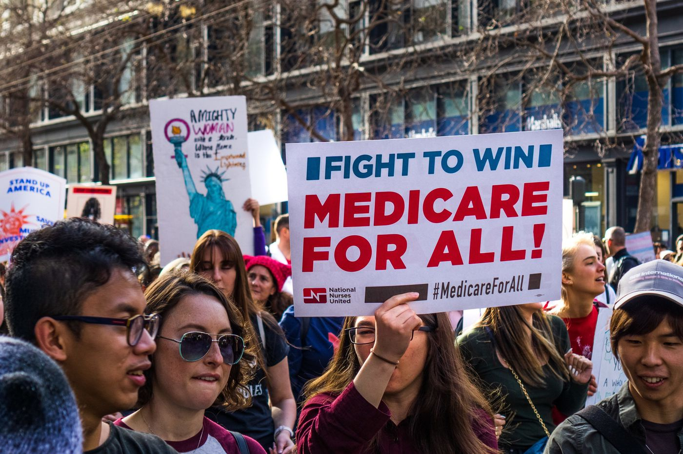 Can Bernie Sanders' Medicare for All work? No time soon, Princeton professor says at Penn.
