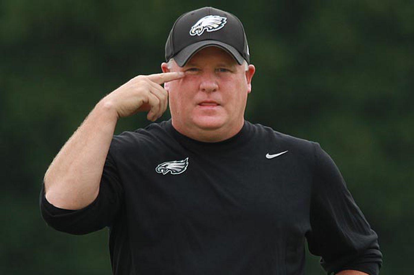 Eagles dive into deep salary-cap well