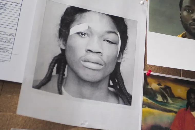 Three images of Philadelphia rapper Meek Mill from 'Free Meek,' the five part docuseries that premiers on Amzon Prime on Aug. 9.