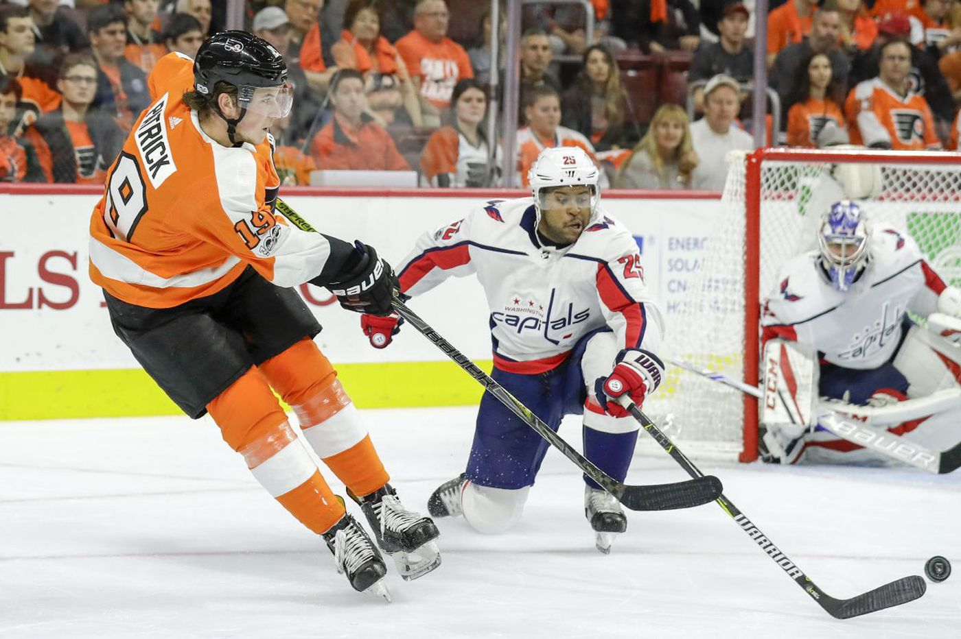 Analyzing the Flyers' potential NHL playoff matchups | Sam Carchidi