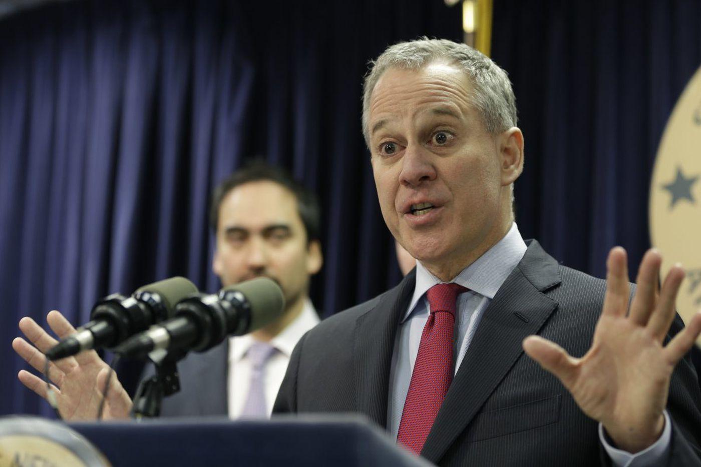 Kellyanne Conway on New York attorney general's resignation: 'Gotcha'