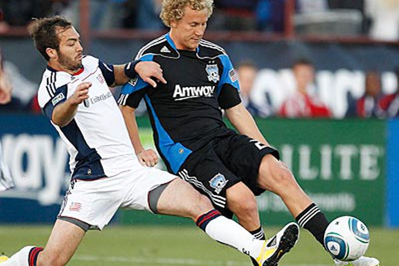 Soccer Report: Lenhart's hat trick leads Earthquakes over D.C. United