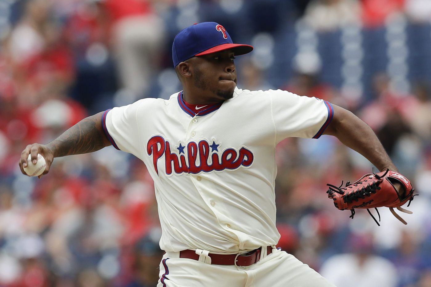 Hector Neris' trip to minors ends early as Phillies recall him, place Edubray Ramos on DL