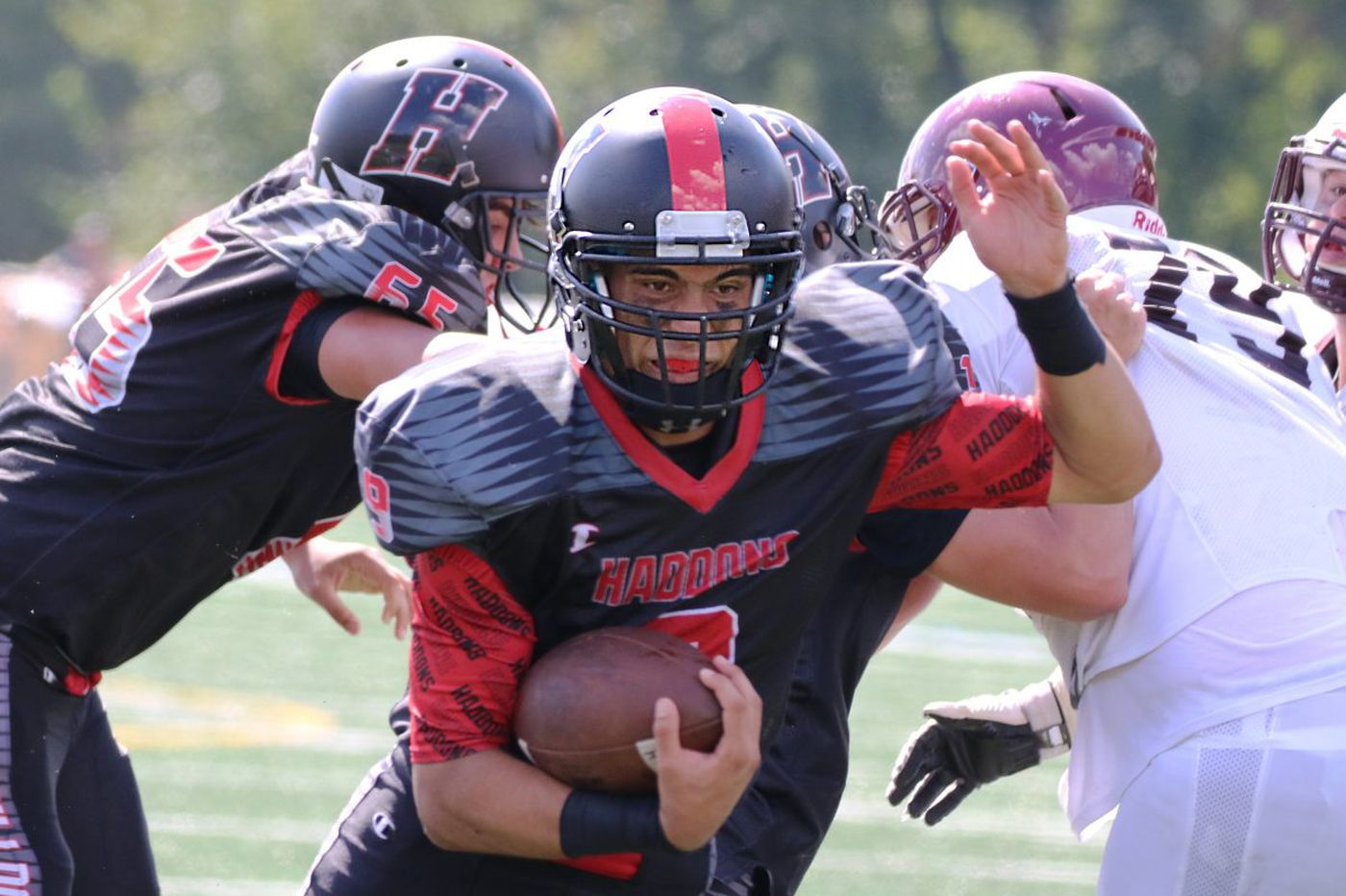 Cinnaminson-Haddonfield football features uncle vs. nephew matchup