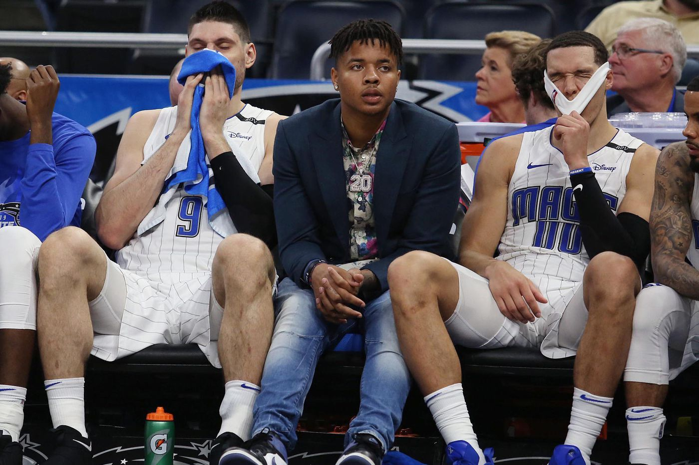 Sixers podcast: Dissecting 76ers' bench, off-season workouts, and Markelle Fultz