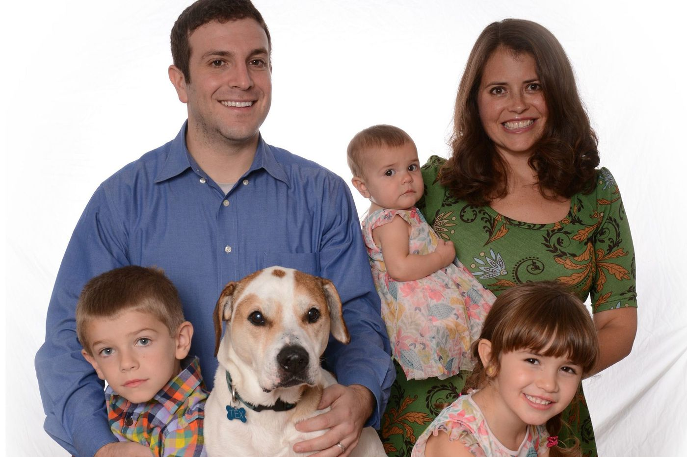The Parent Trip: Amy and Jake Ginsburg of Lower Gwynedd