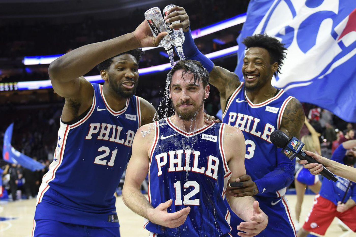 Sixers-Knicks observations, 'best' and 'worst' awards: T.J. McConnell's grit, Ben Simmons' defense, and more