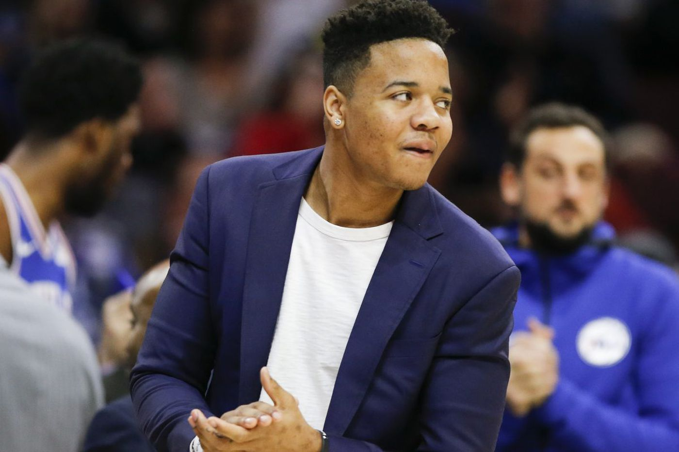 Markelle Fultz to play for Sixers against Denver Nuggets
