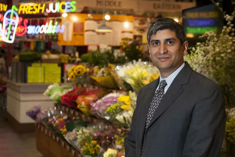 Anuj Gupta, who started in June 2015 as general manager of Reading Terminal Market, has announced his departure in April.