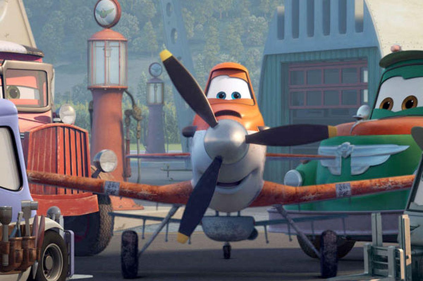 Disney's 'Planes' crashes and burns