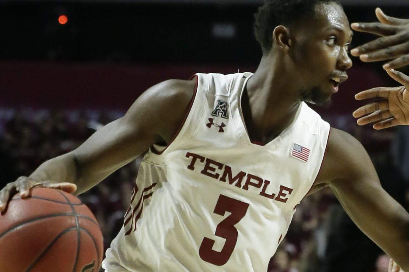 Temple beaten to the ball and a crucial game | Mike Jensen