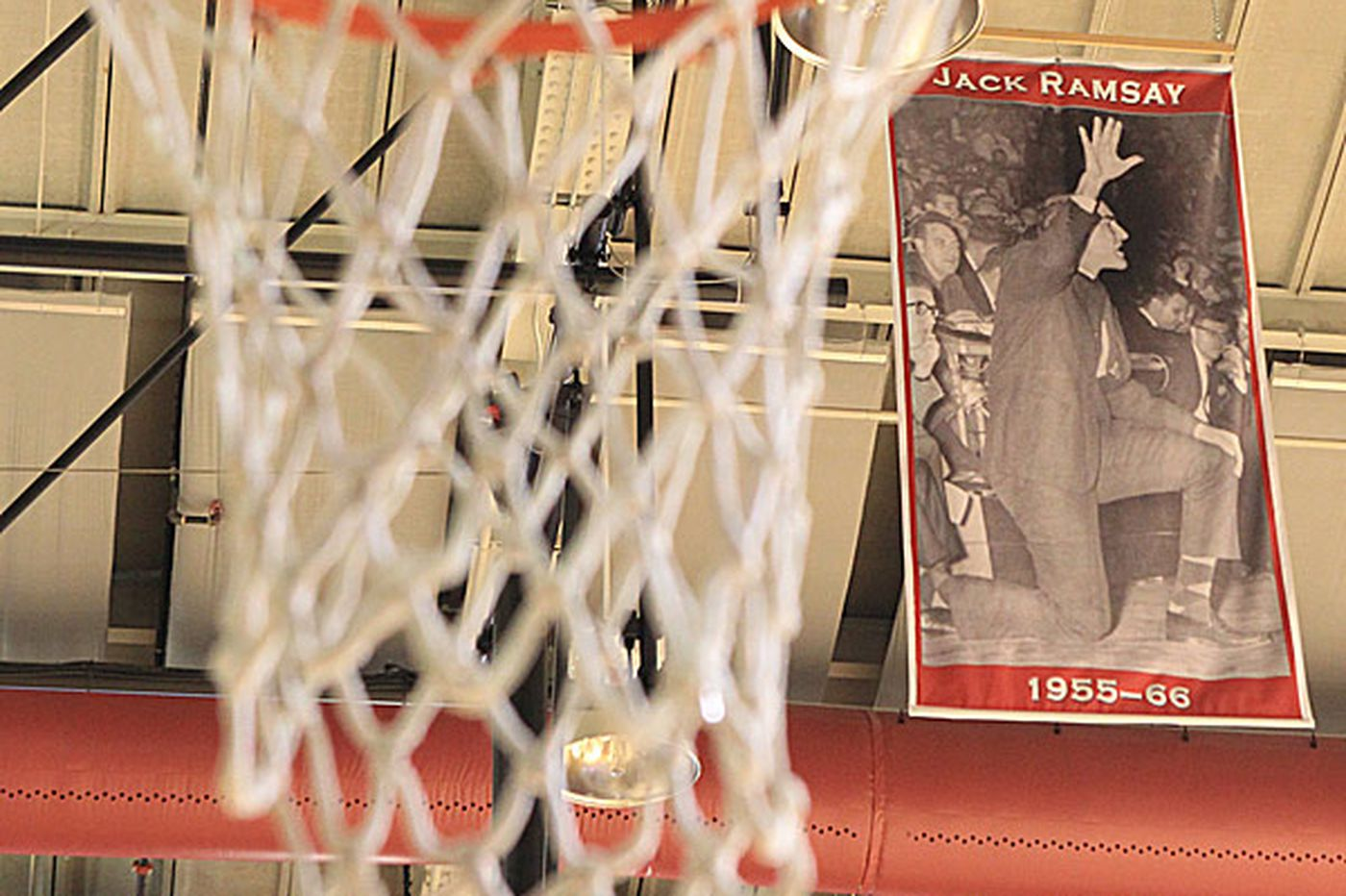 Jack Ramsay: coach, teacher, mentor