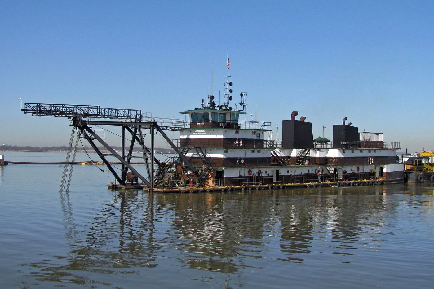 Dredge report: Army Corps hires Va. firm for $13.5M Delaware project