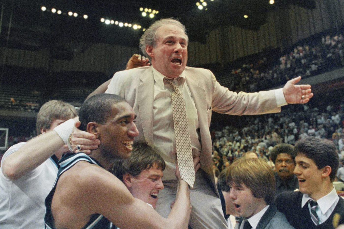 Rollie Massimino funeral, viewing finalized