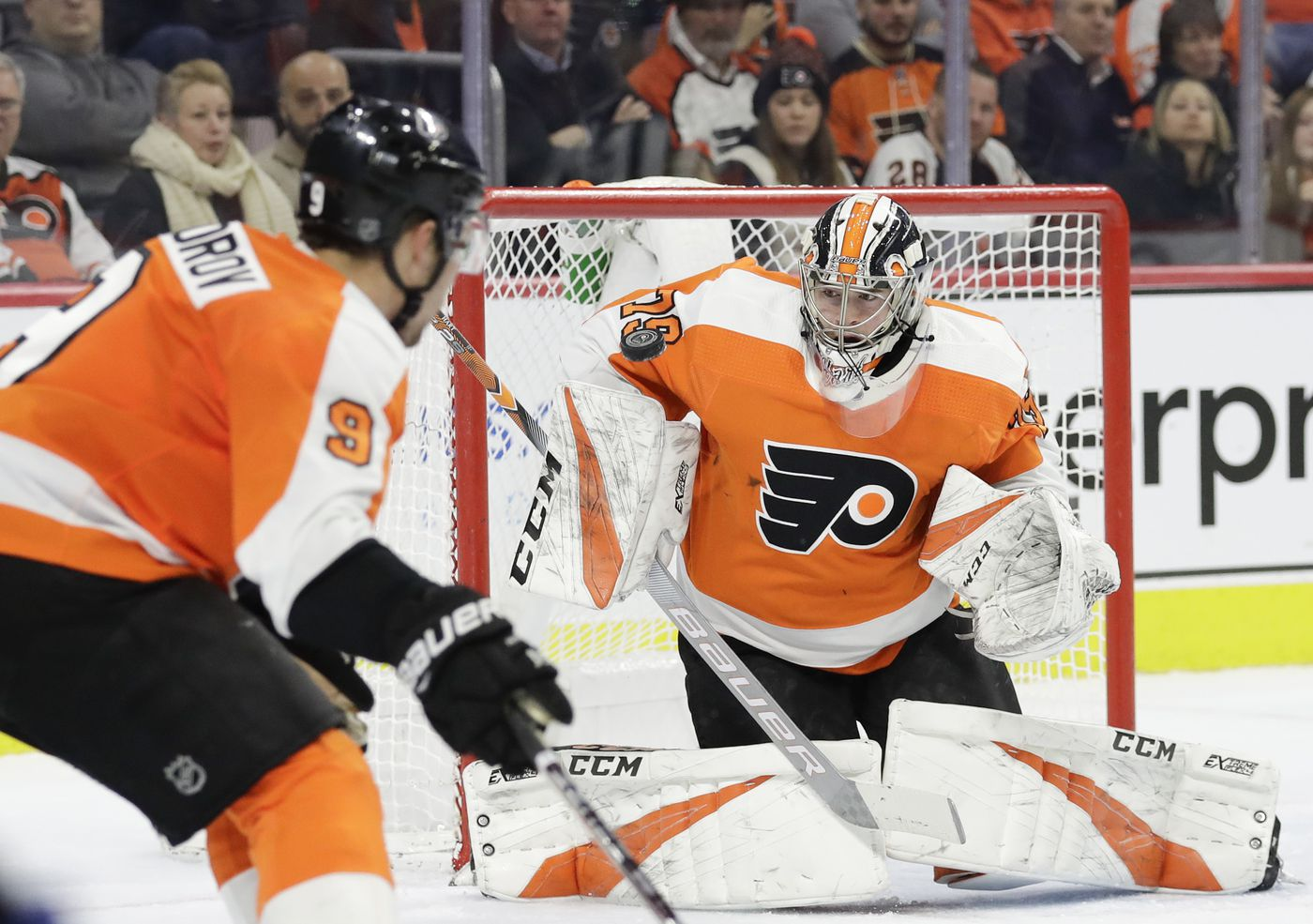 Carter Hart has made the Flyers better pretty much by himself   Mike Sielski