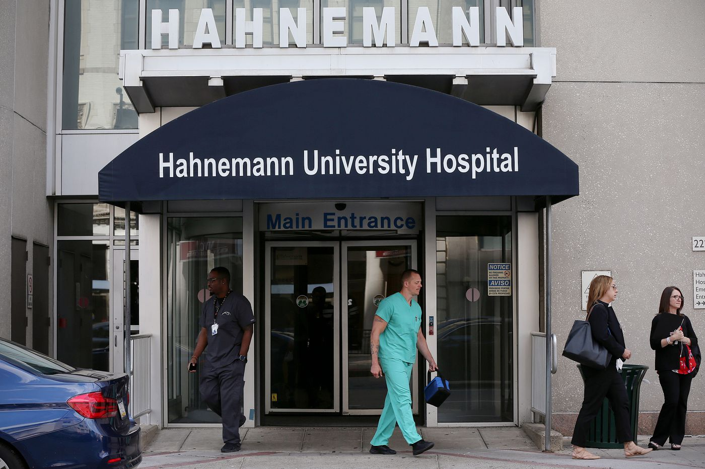 Hahnemann residency slots auction: Main Line Health, Cooper join Temple and Jefferson in bid