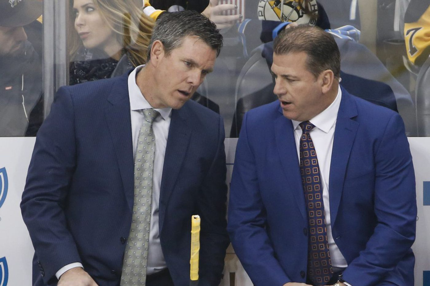 Mark Recchi: Coaching against Flyers will be 'fun'