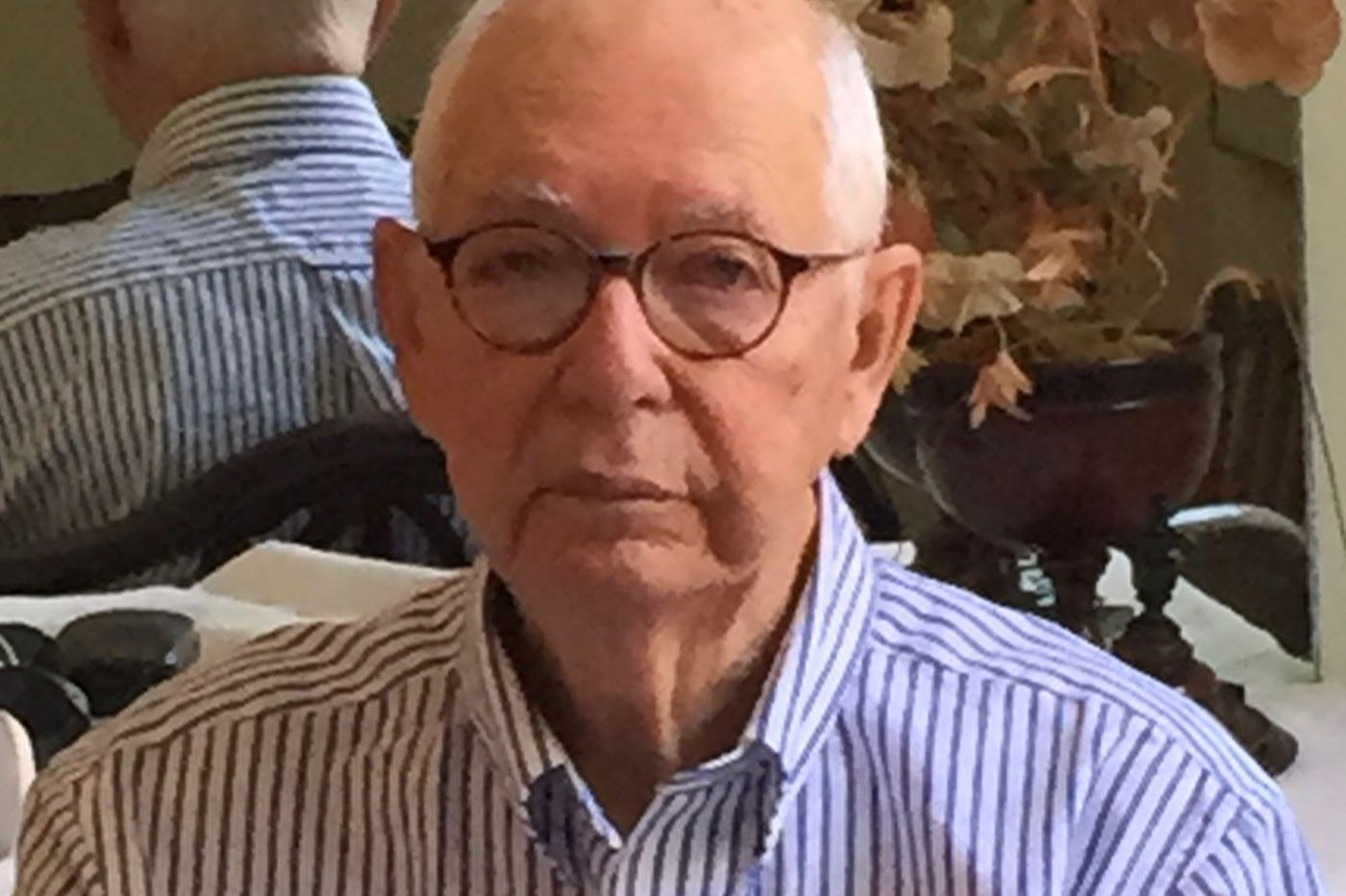 Donald Bean, 103, a lawyer in Philadelphia for 64 years