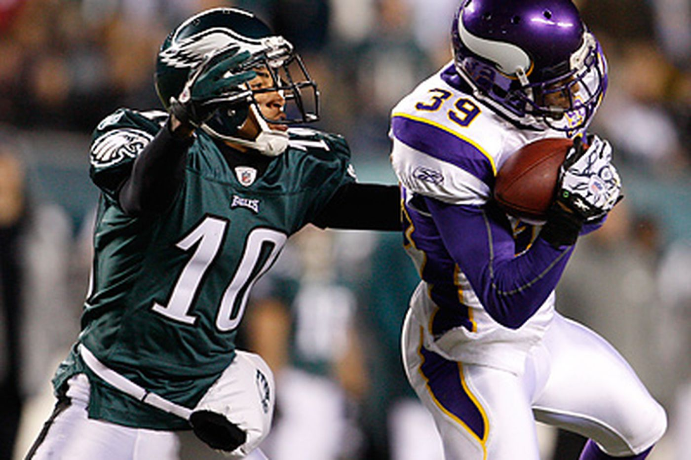 Paul Domowitch's Eagles-Vikings Report Card