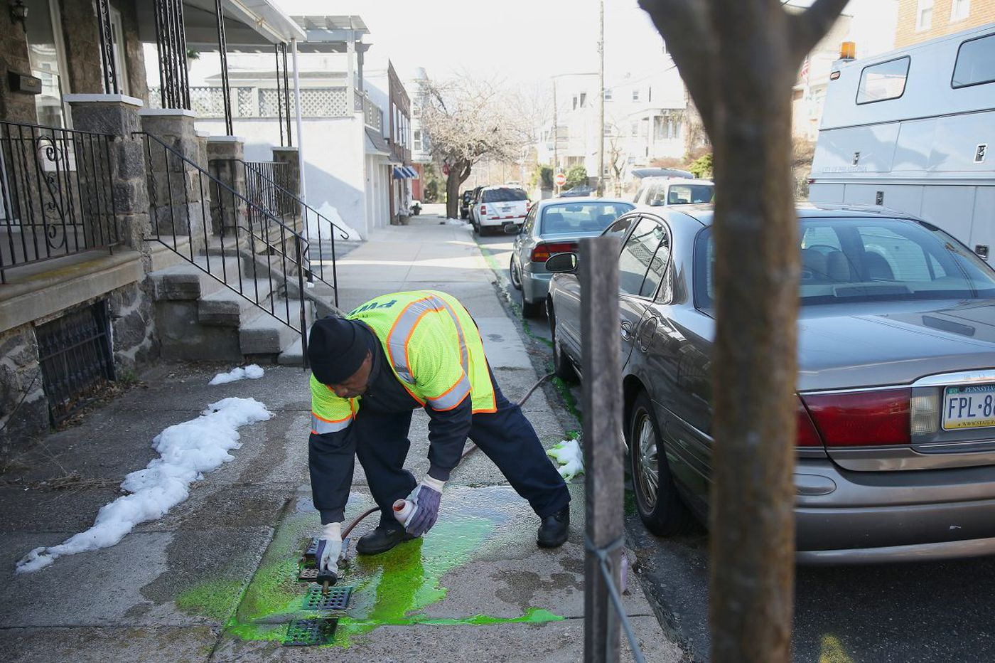 At some Philly homes, toilets get flushed into the city's drinking water source. The underground detectives are on the case