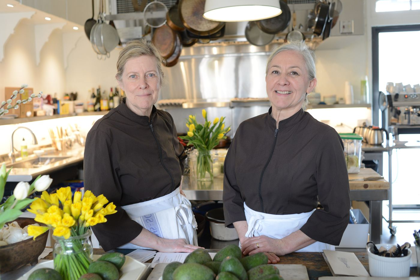 Canal House Station brings author-chef duo's cookbooks and recipes to life