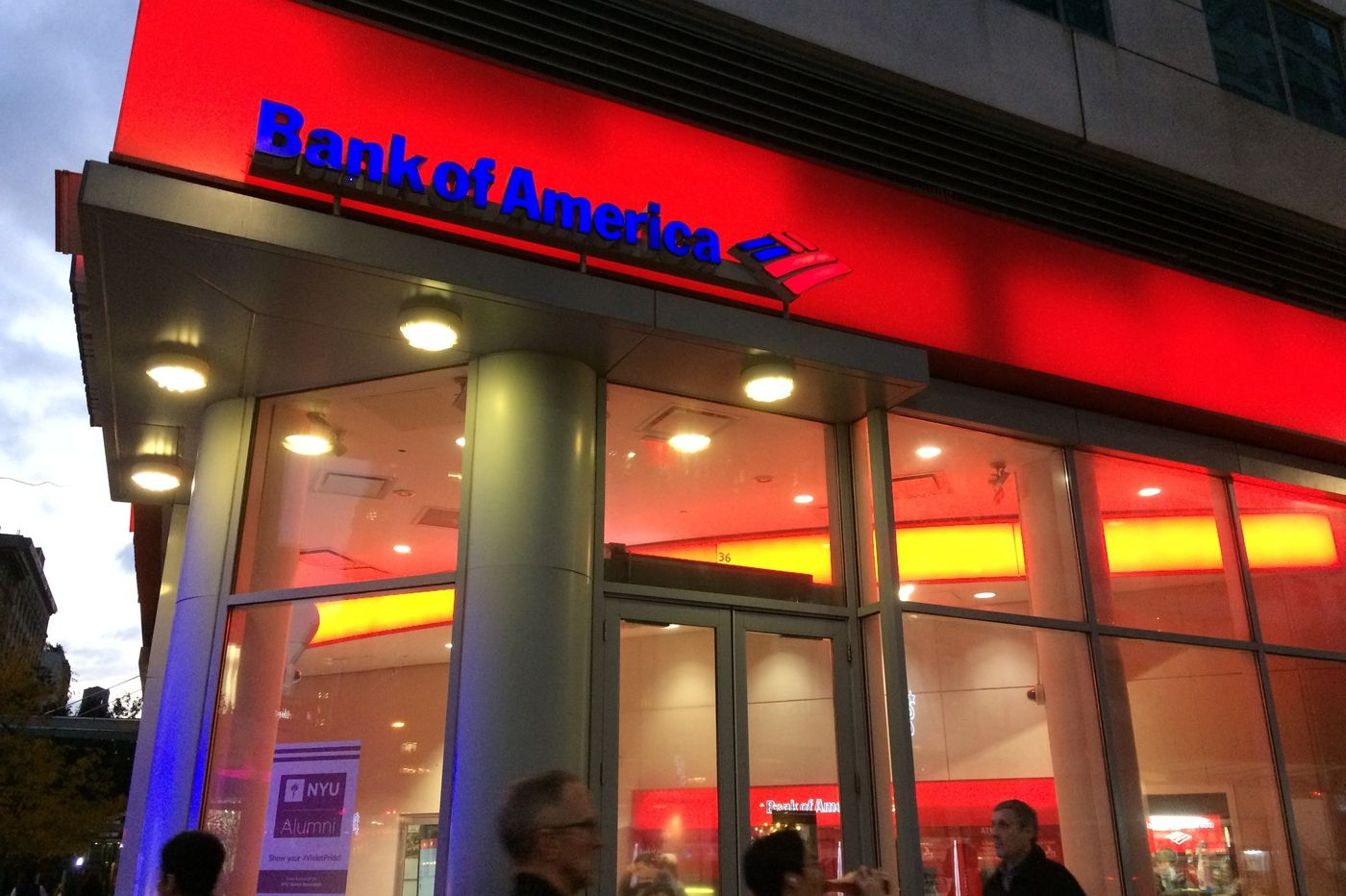 Bank of America cuts business ties with detention centers, private
