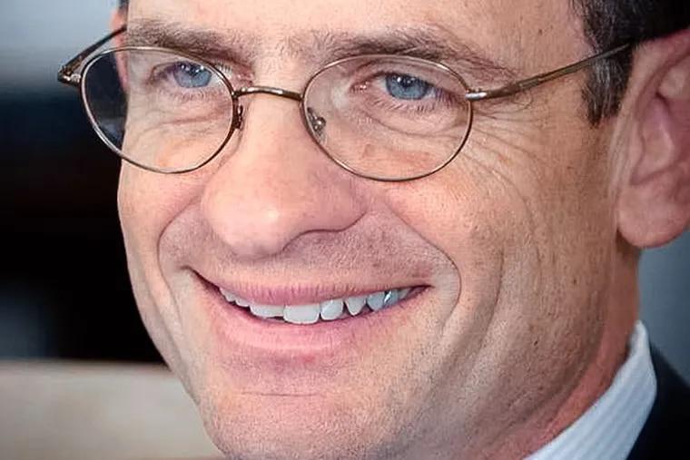 Daniel H. Weiss. (Dan Z. Johnson)