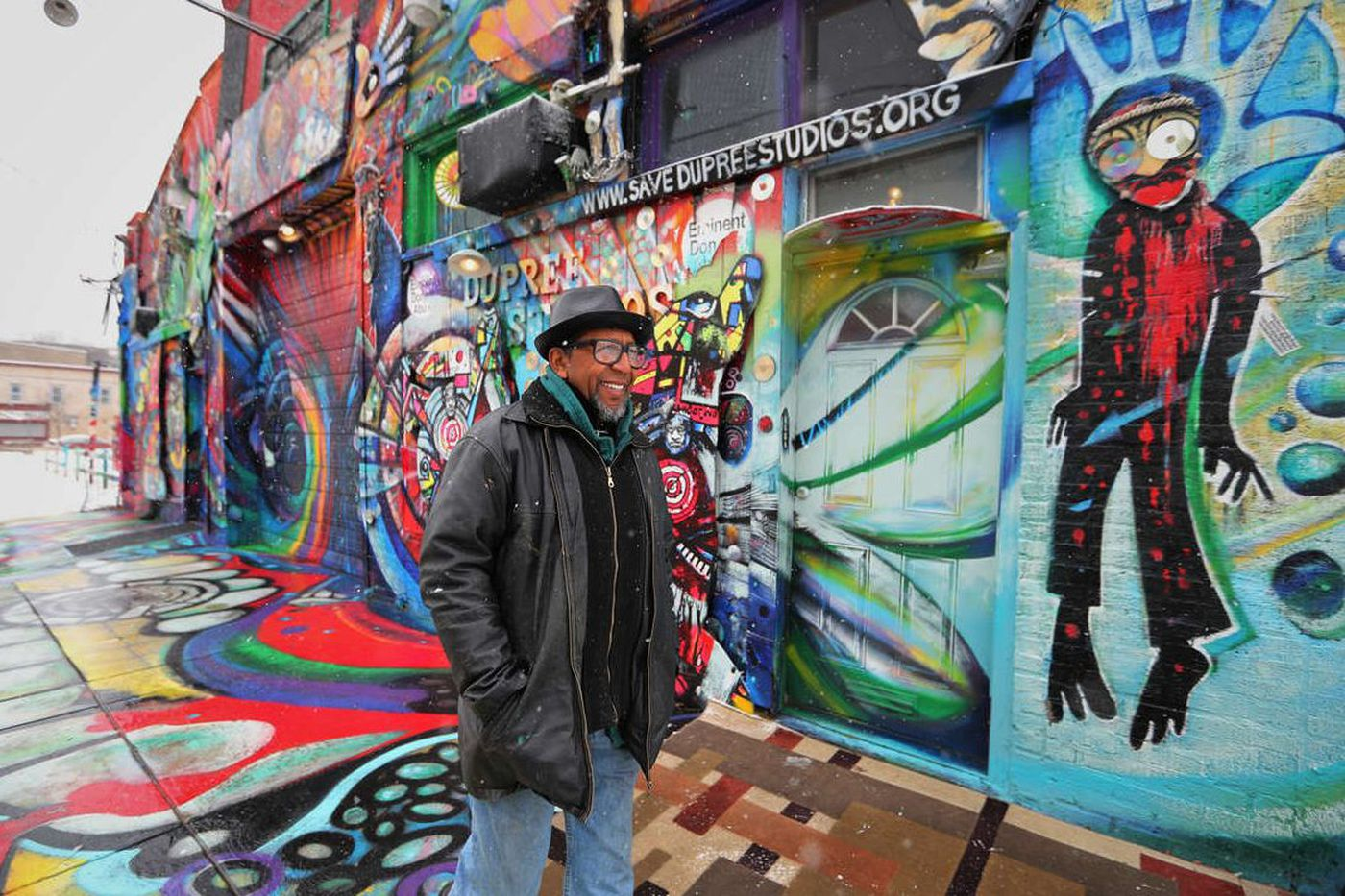 Mantua artist's resistance pushes Philly to build a better grocery store