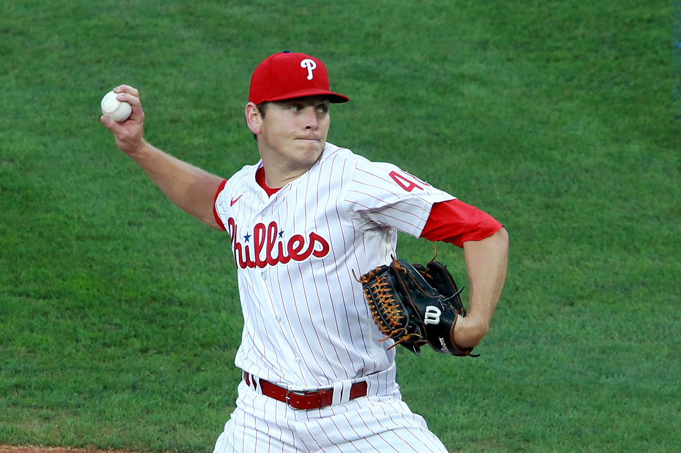 Spencer Howard gets first major-league win and will be part of Phillies' September starting rotation   Extra Innings