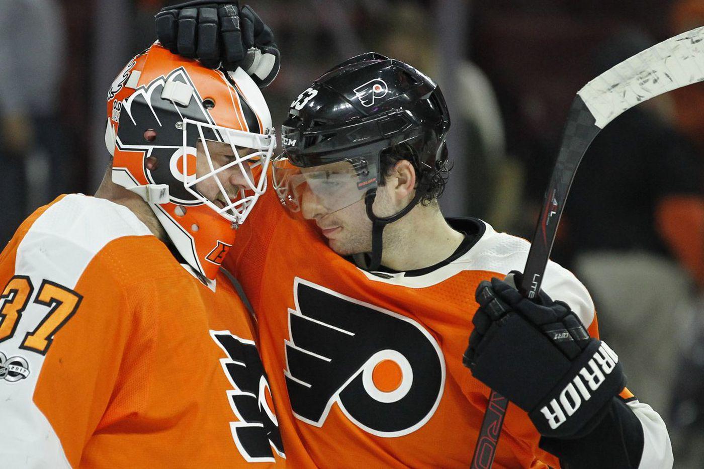 Subtle changes helped turn around Flyers' season and make hockey fun again