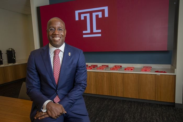 Temple hires Chestnut Hill resident and former Ivy League school dean as its next president