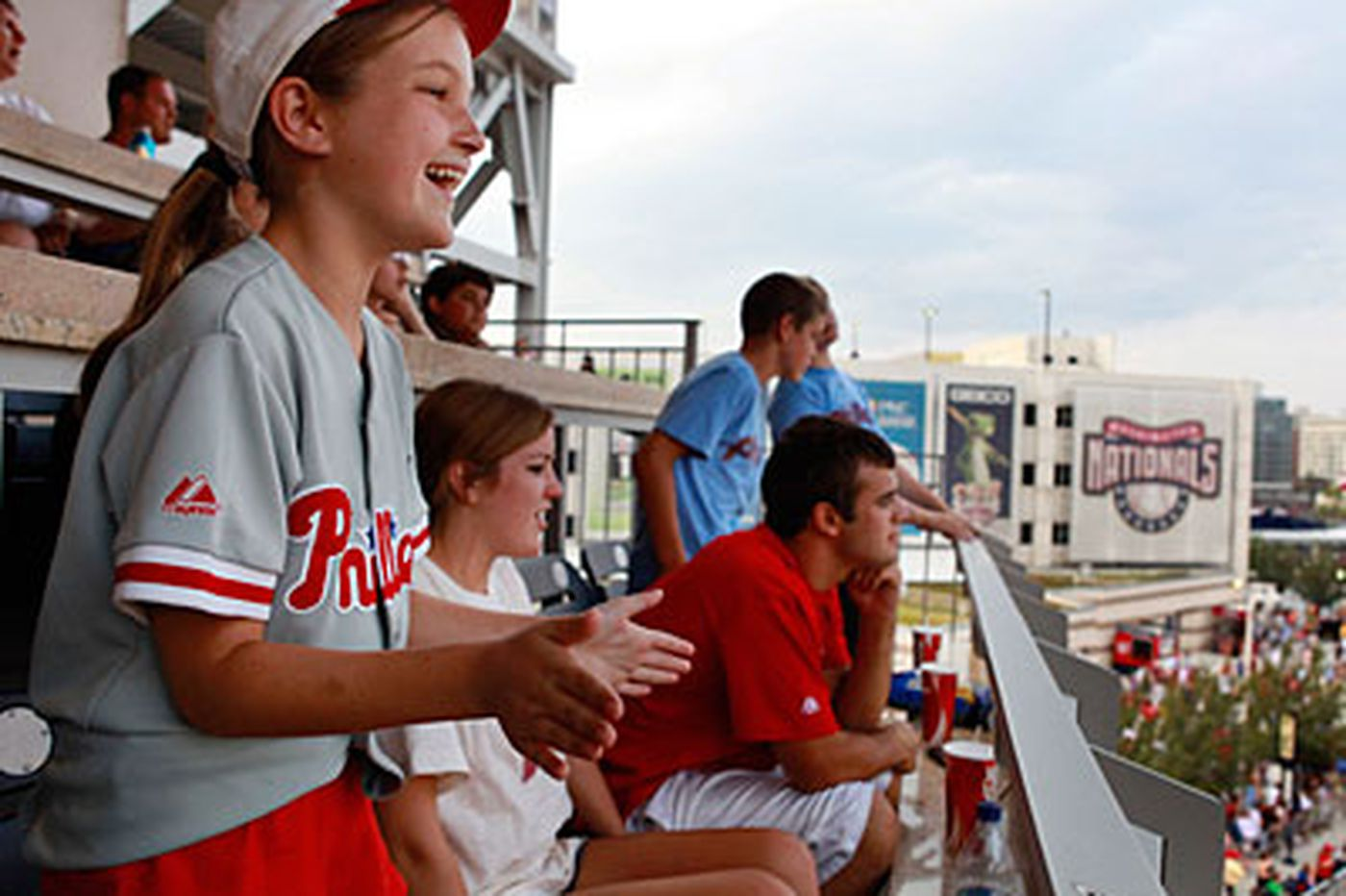 Nationals fight invasion of Phillies fans with ticket-sale restrictions