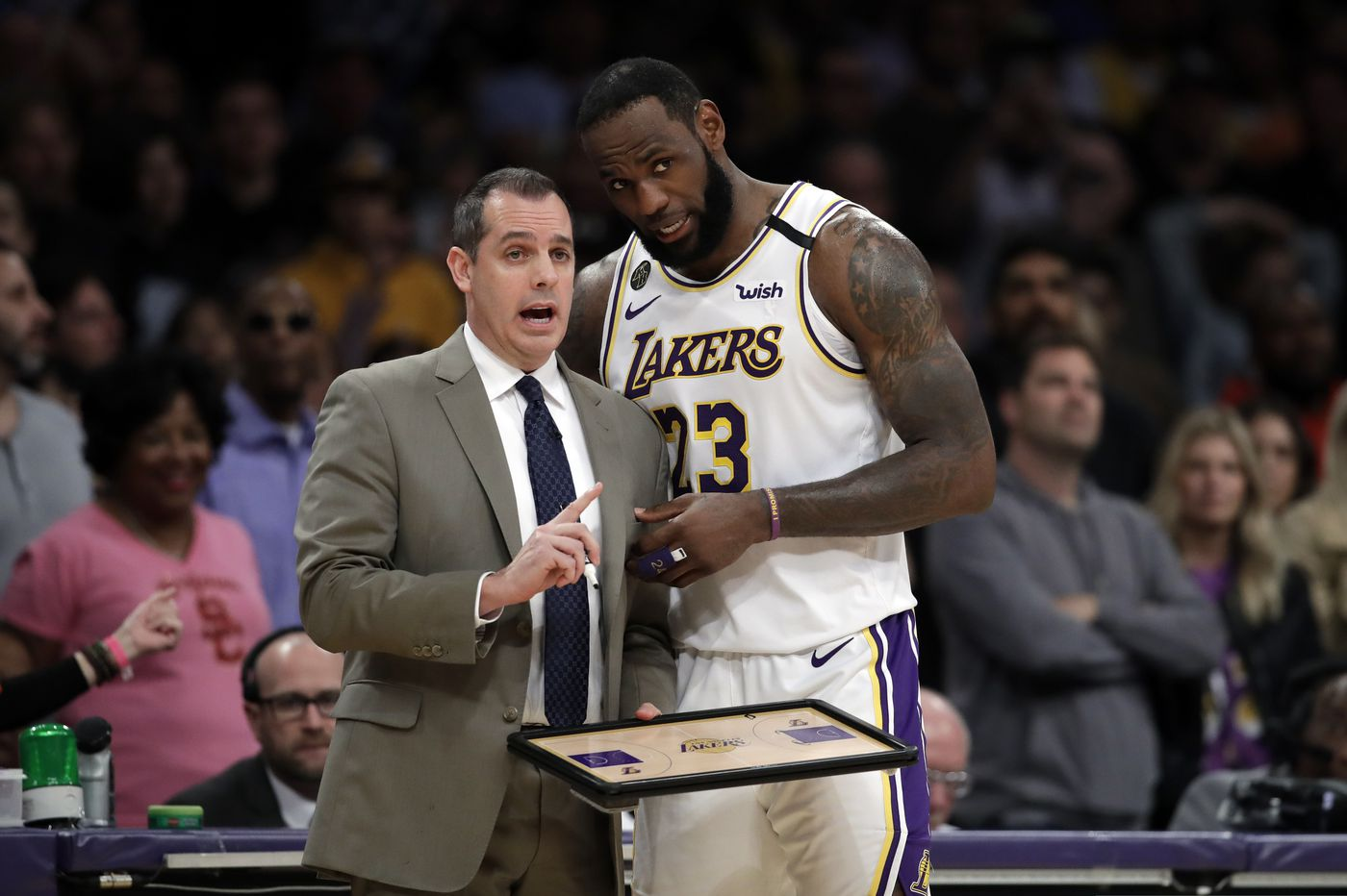 Time off helped mold Wildwood's Frank Vogel into an NBA championship coach