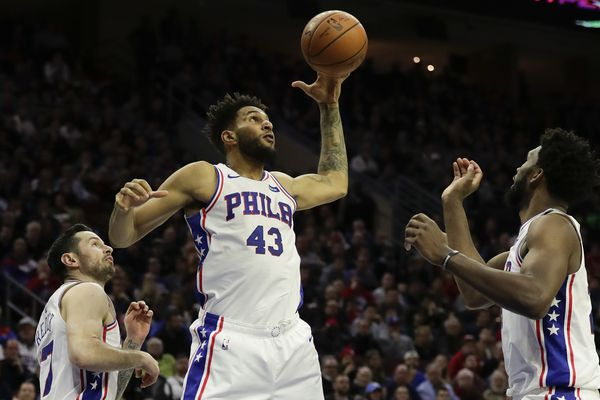 Jonah Bolden will have a chance to break into Sixers regular rotation