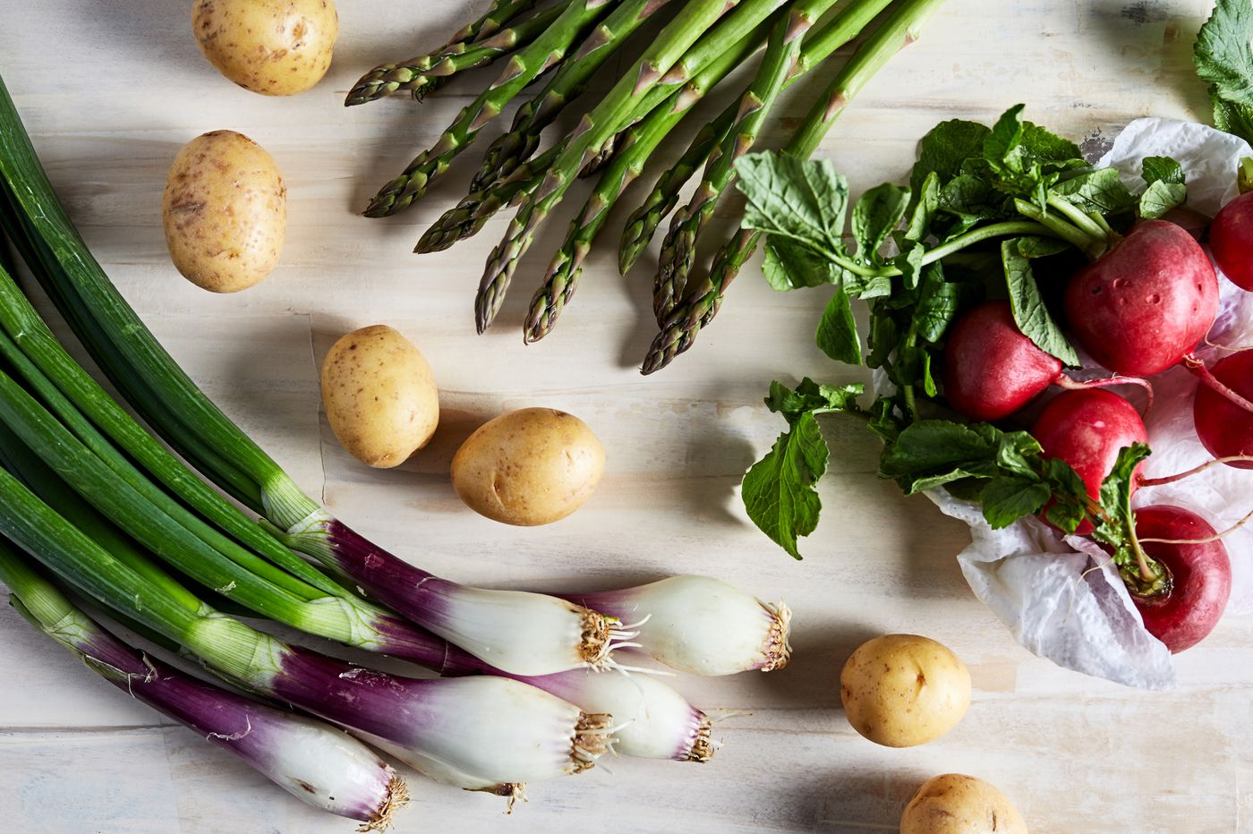 Spring is here. Embrace it with these tips for 5 of the season's produce stars