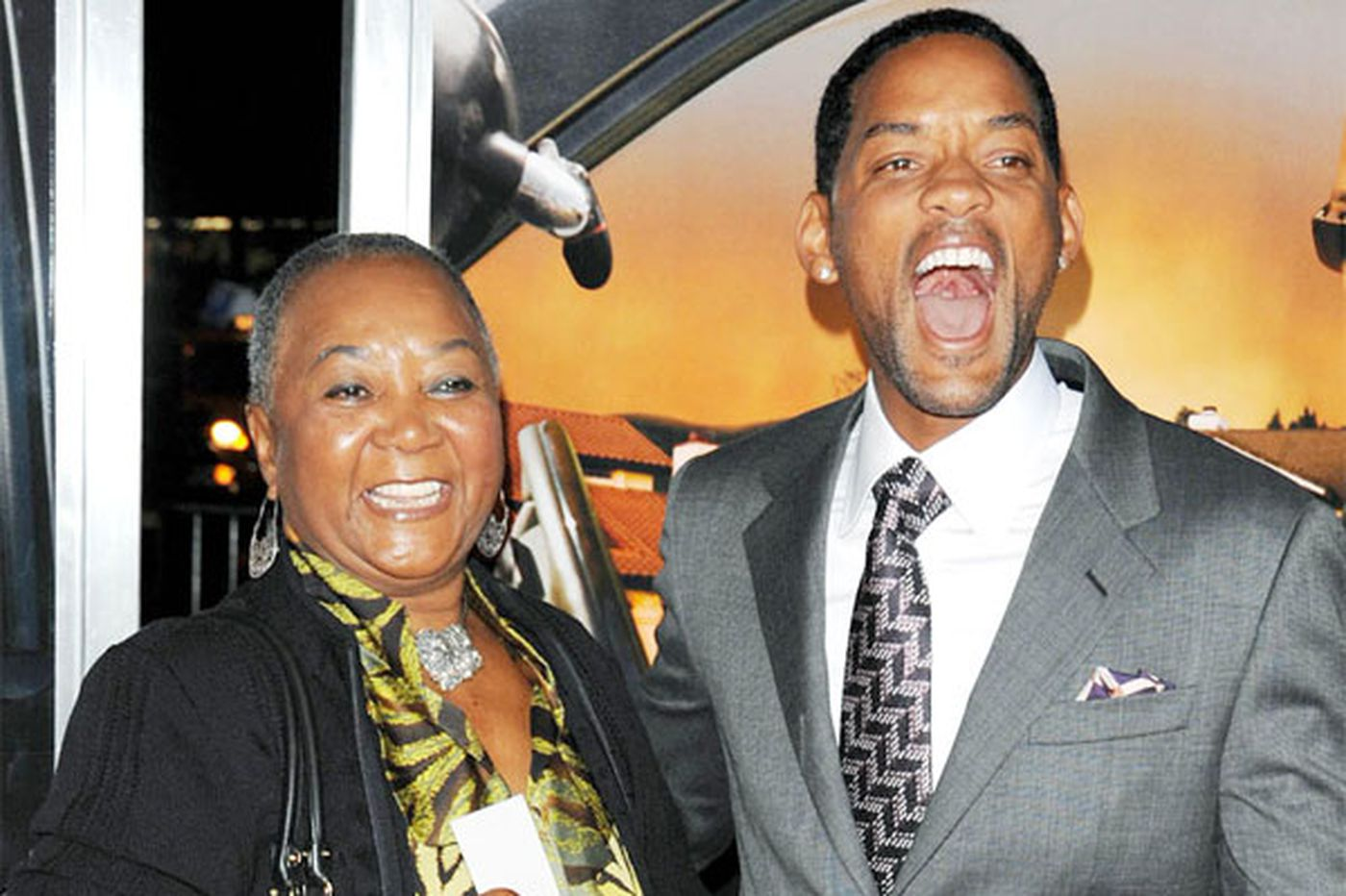 Hang with Will Smith's mom on Mother's Day