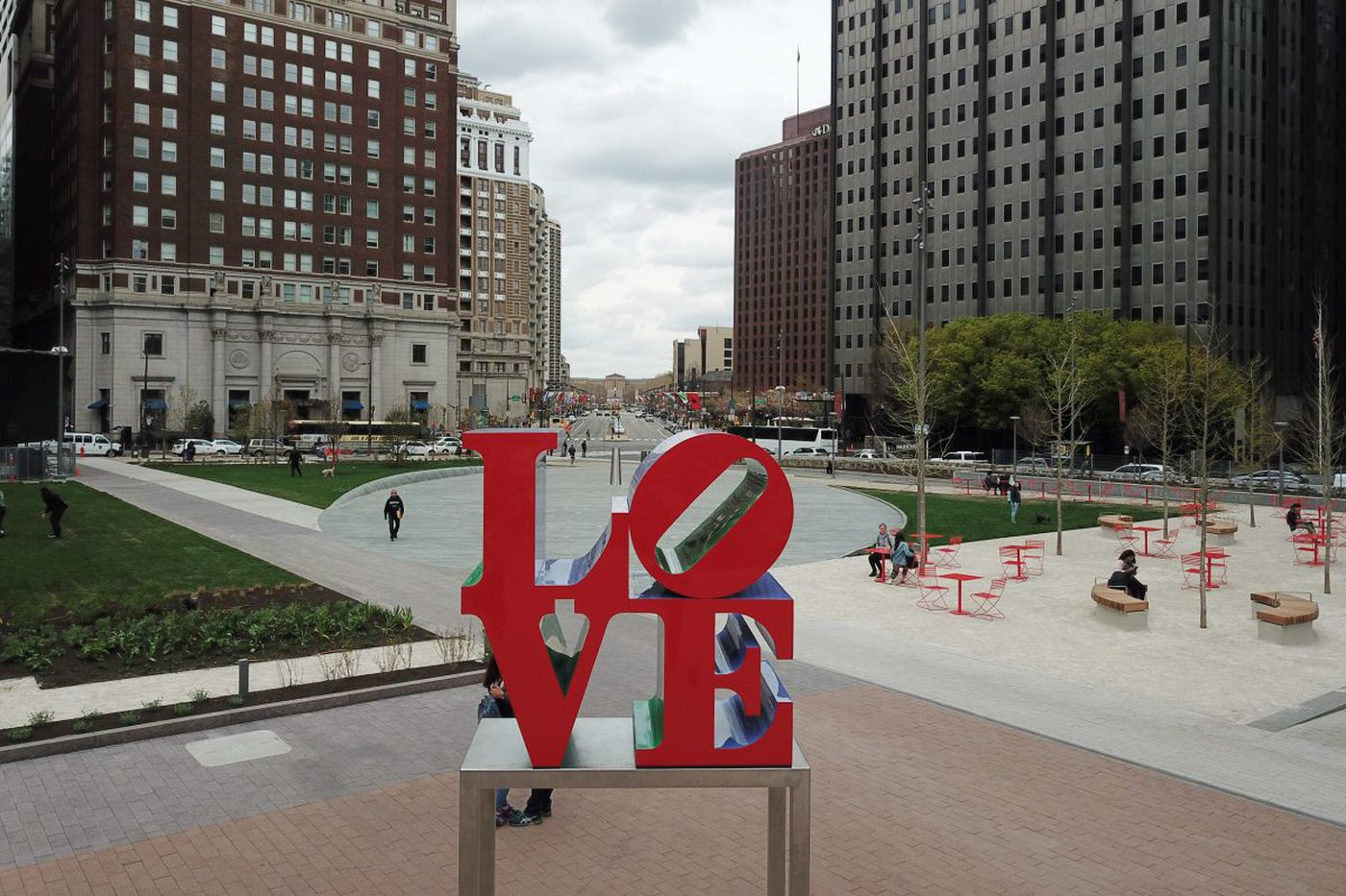 5 other places you'll find Robert Indiana's LOVE sculpture