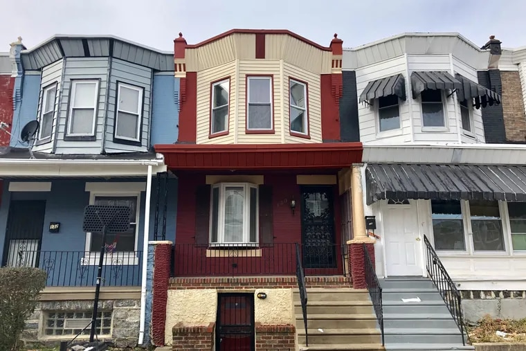 The Democratic nomination for a March 12 special election to fill the two-year term of former state Rep. Vanessa Lowery Brown could come down to whether one of the potential candidates, attorney Sonte Reavis, actually lives in this tan and red West Philly rowhouse.