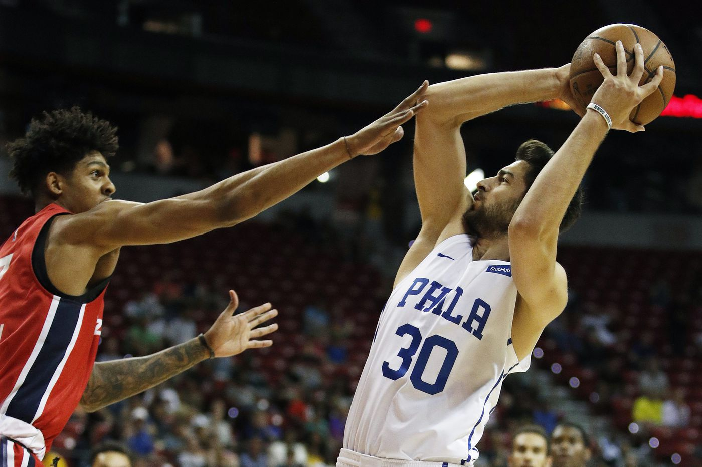 Sixers' summer league woes continue in 87-75 loss to Wizards