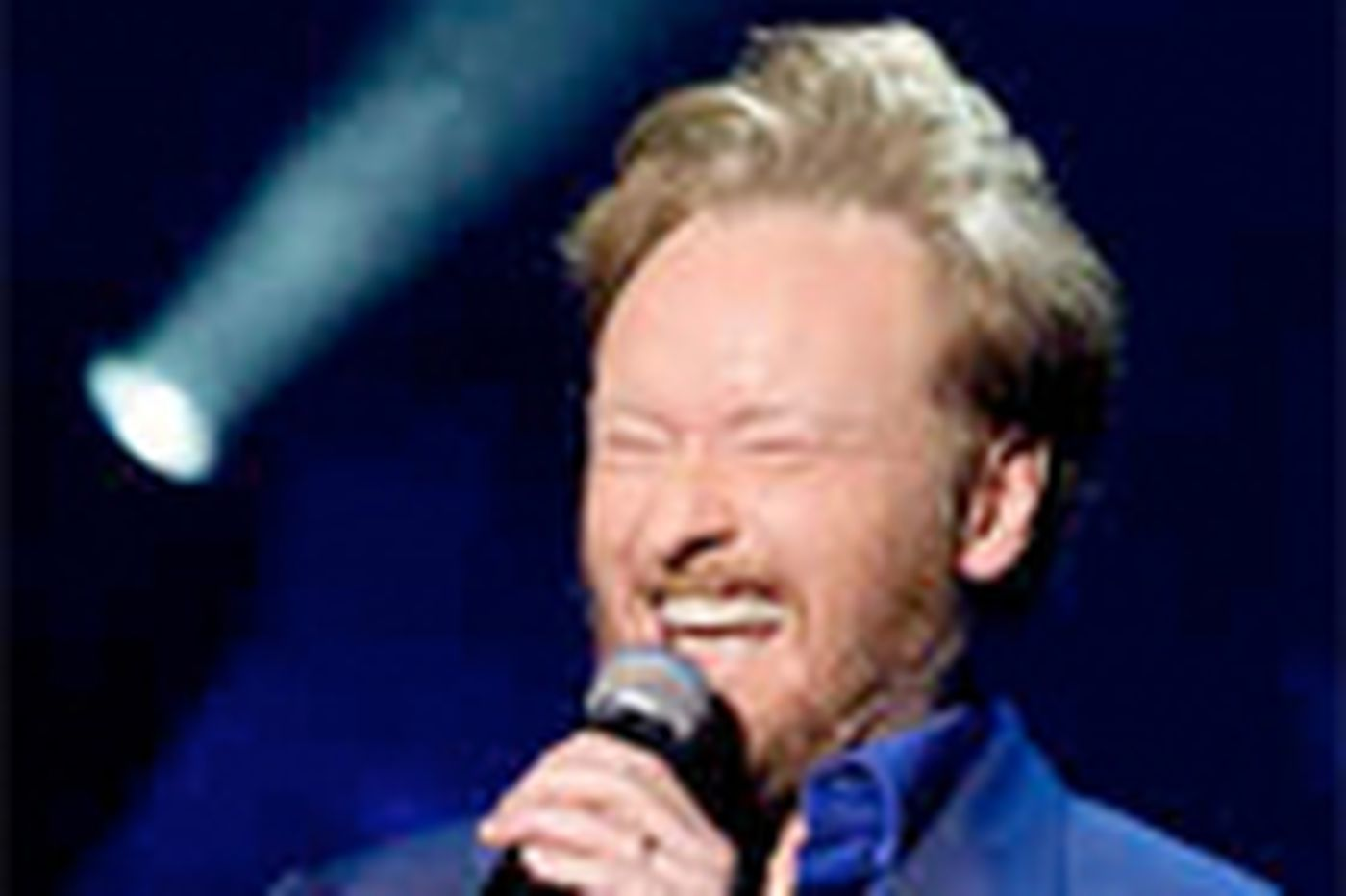 "Conan O'Brien takes ""Legally Prohibited"" tour to Borgata"