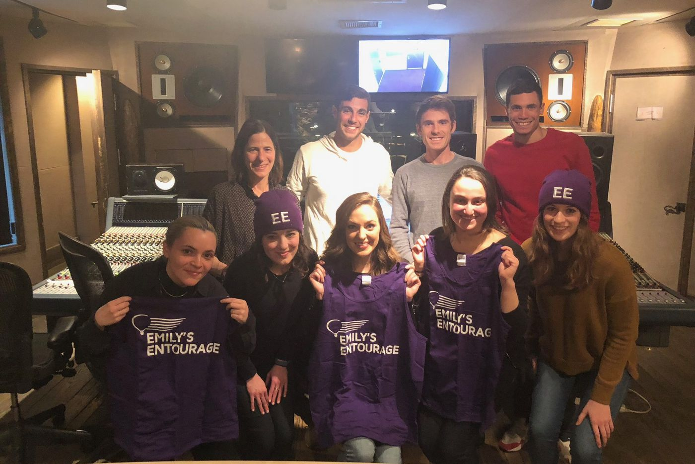 Broadway stars join Lower Merion native to fight cystic fibrosis