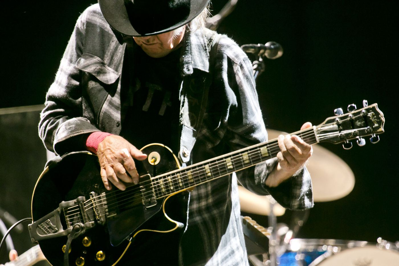 Neil Young to play two secret solo shows at the Tower Theater