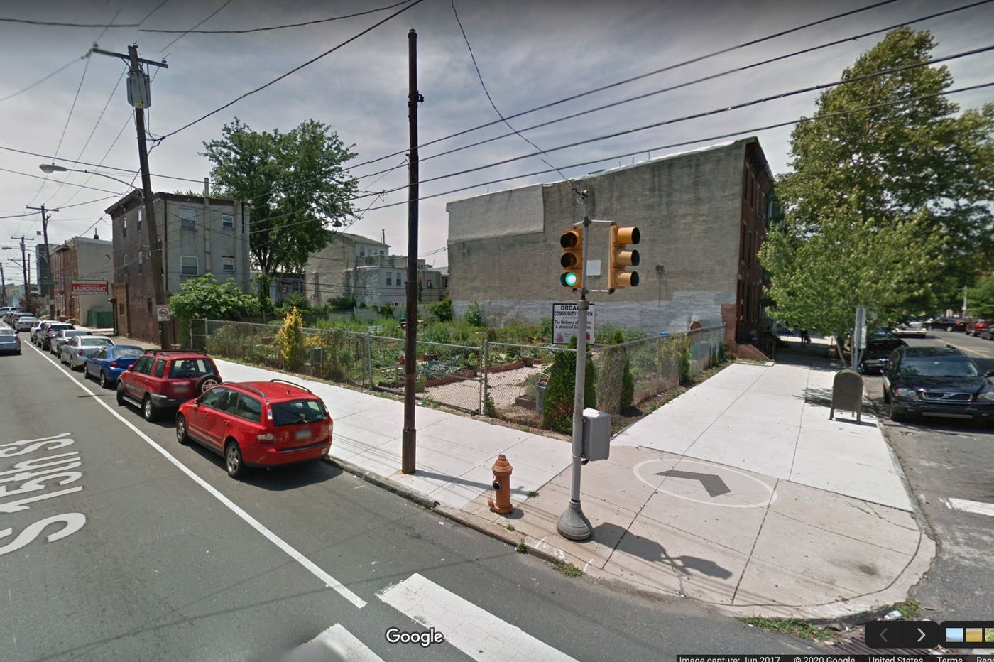 What happened to this South Philly community garden?